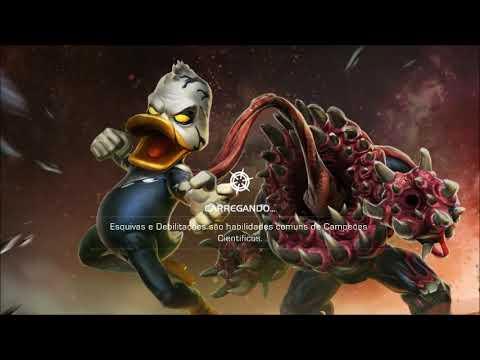 AW  - Fora de Temporada -  XK9 vs DOOM - Marvel Torneio de Campeões