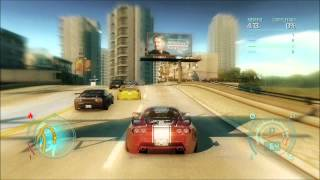 Need For Speed: Undercover (PC / ESPAÑOL / Intel HD 3000) Gameplay