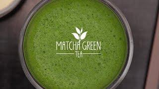 Soif de Matcha - le thé vert japonais - recette Thirsty For