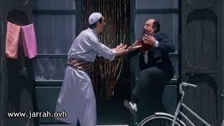 باب الحارة - أبو بدر غيّر ملابسه وطلع يتمختر بحارة الضبع ! شو هالشكيلة ! محمد خير جراح