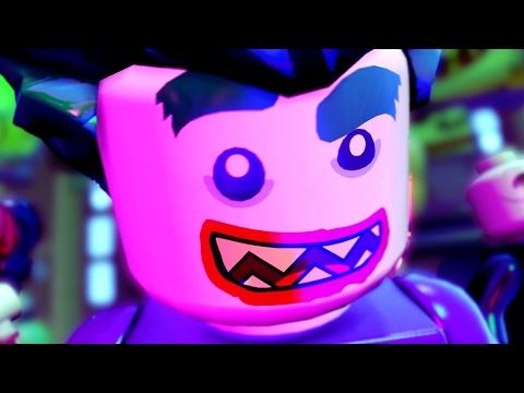 The LEGO Batman Movie - Final Boss & Ending