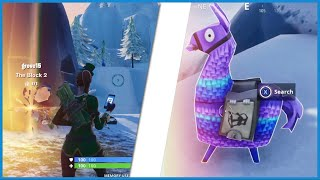 WHAT'S INSIDE THE LLAMA IN THE CREATIVE HUB??? (With how to get there!) - Fortnite Creative Mode