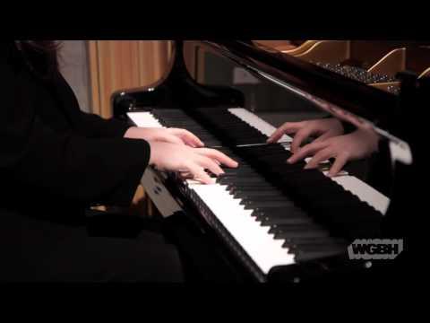 """WGBH Music: Simone Dinnerstein plays Bach's """"Jesu, Joy of Man's Desiring"""""""