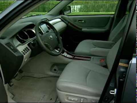 Motorweek Video of the 2006 Toyota Highlander Hybrid