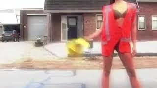 Reklama kamizelek odblaskowych