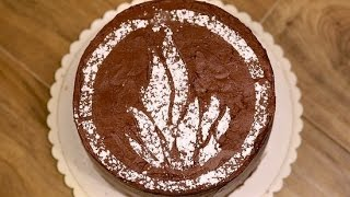 How To Make A Divergent Chocolate Cake