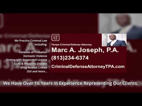 Criminal Justice Attorney Tampa FL | Tampa Criminal Justice Attorney | Criminal Defense Attorney