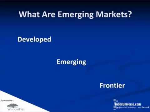 Emerging Markets, Emerging Core?