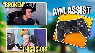 Is Aim Assist in Fortnite Really OP...