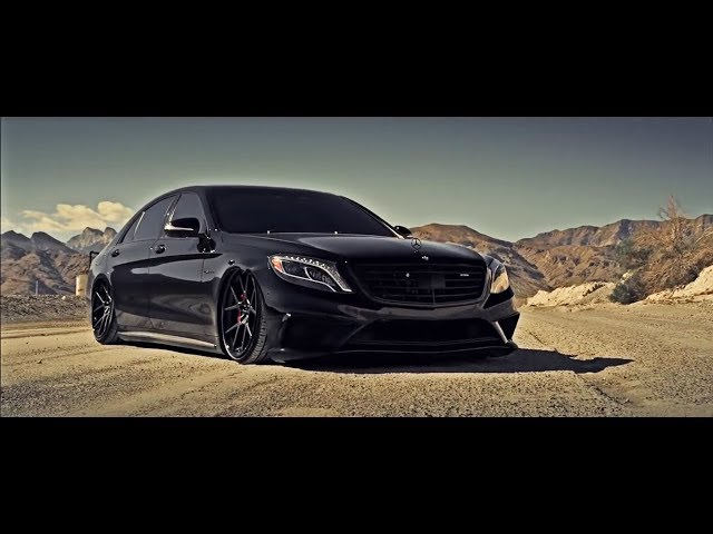 Josh A - Right Now | Mercedes S63 AMG Dope Music Video