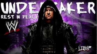 "WWE:Undertaker 28th Entrance Theme:""Rest In Peace"" (iTunes Release) + Download Link"