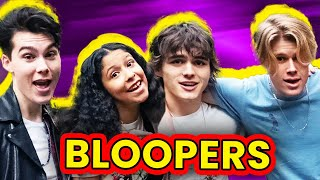 Julie and the Phantoms: Hilarious Bloopers And Funny Moments To Make You Laugh! |🍿OSSA Movies