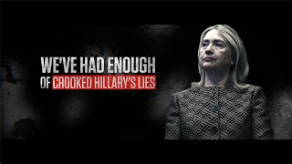 Crooked Hillary Gets Caught Lying Again | GOP 2017 Video