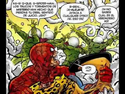 Marvel Zombies Return 1 de 5 Spiderman Espaol  YouTube