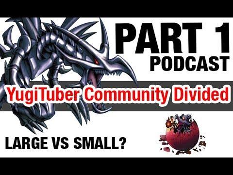 YugiTubers Community Divided - PODCAST Part 1 ft. MSK