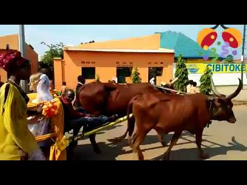 Le mariage de Cibitoke, Burundi, dont on parle encore, sur des madudu