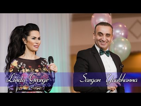 Sargon Youkhanna * Linda George - ACOE youth party 4-30-2016 (Part 3)