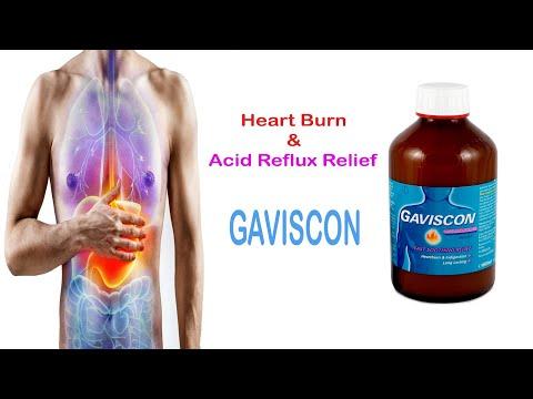 Heartburn & Acid Reflux Relief