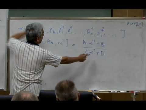 Dinesh Thakur (University of Arizona) / Diophantine Approximation in function fields