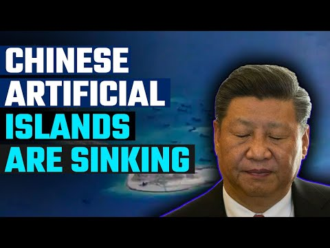 China wanted to game international laws with expensive artificial islands, but they are sinking