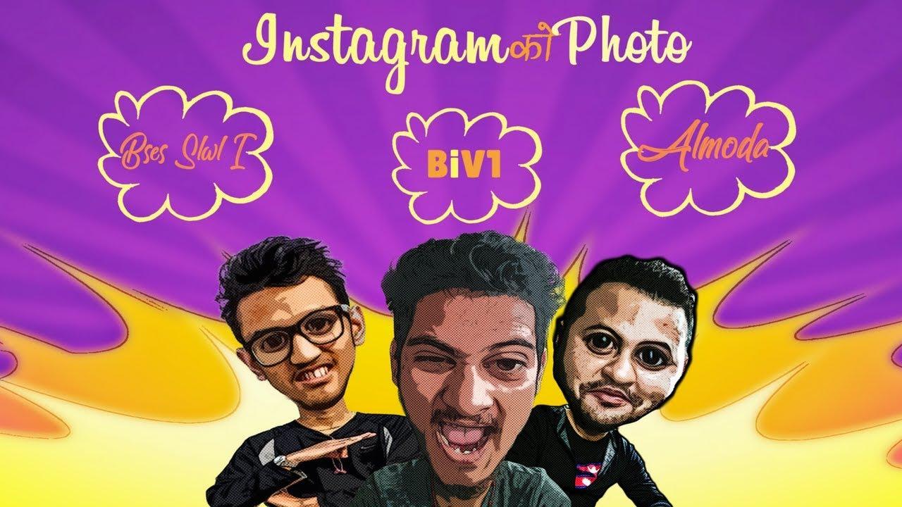 Instagram Ko Photo - BiV1 ft  Almoda & Bses Slwl I