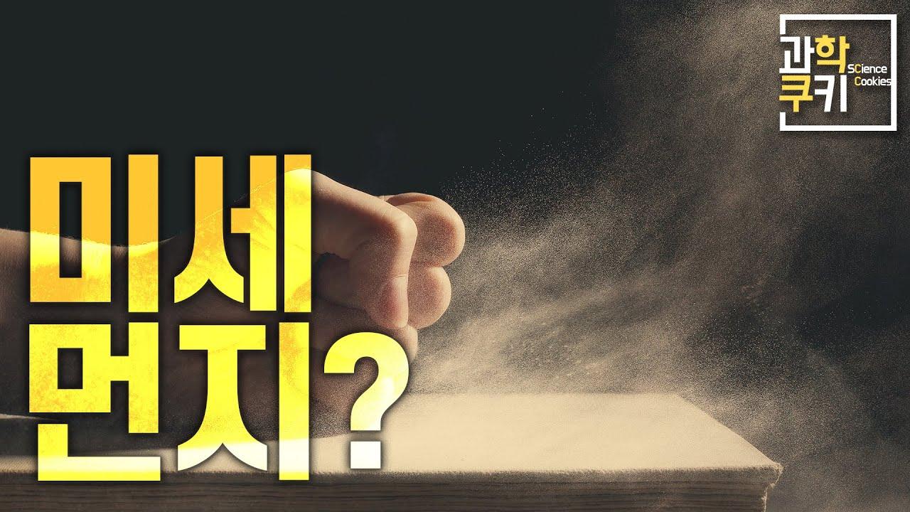 우리의 삶에 위협이 되는 미세먼지, 어떻게 해야 할까? | 대체 미세먼지란 무엇일까? | 과학쿠키 다큐 단편