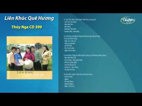 Liên Khúc Quê Hương - Như Quỳnh, Tâm Đoan, Quang Lê, Hương Thủy, Mạnh Quỳnh, Mai Quốc Huy
