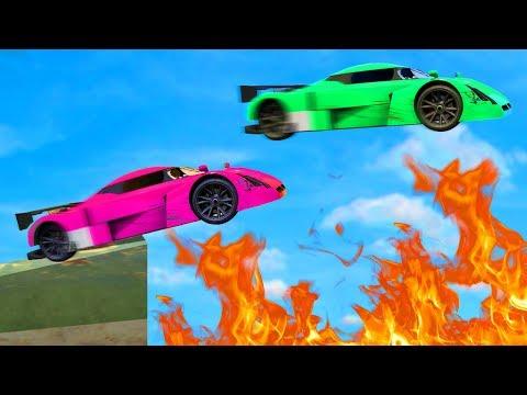BOYFRIEND vs. GIRLFRIEND IMPOSSIBLE FIRE...