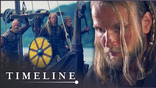 The Great Viking Invasion Of Denmark | The Last Journey Of The Vikings | Timeline