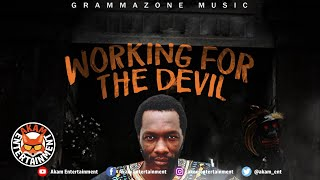 Natural Black - Working For The Devil [Audio Visualizer]