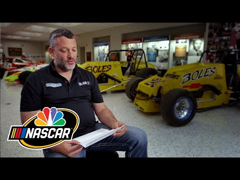 Tony Stewart reflects on NASCAR career, reads letters from close friends | Motorsports on NBC
