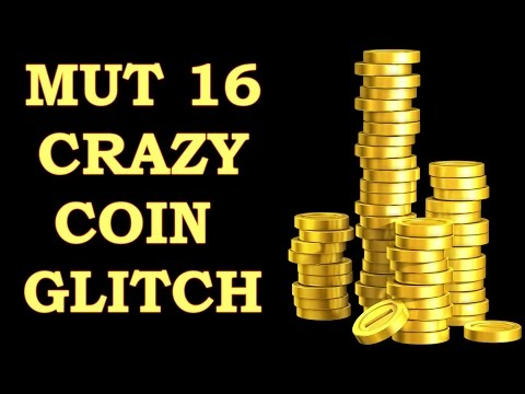 Coin Glitch Madden 16 Ultimate Team Tip: How to Become A Mut Millionaire Quick and Fast!