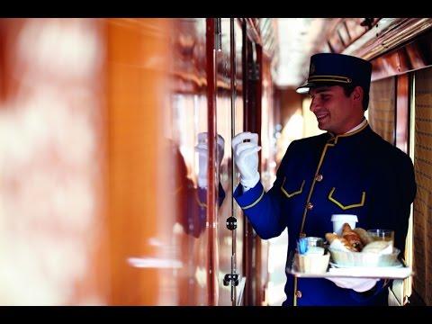 Legendary Luxury Train: Venice Simplon Orient Express