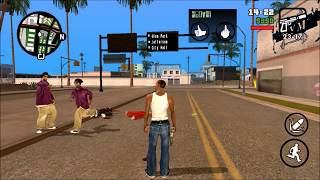 Grand Theft Auto San Andreas iOS Mod Menu (GTA SA Mod Menu)