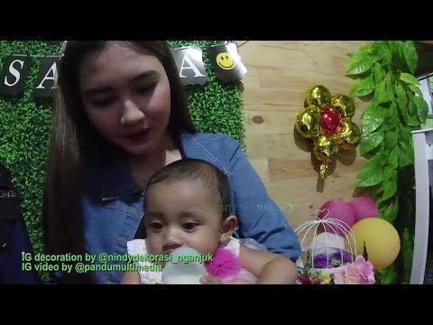 [vlog] Kehadiran Nella Kharisma Ditedhak Siten Putri Gita Selviana