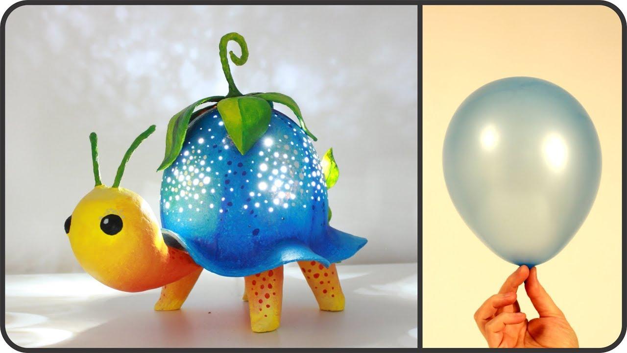 ❣DIY Turtle Lamp Using a Balloon❣ - YouTube on diy lampshade, diy bed, diy wall art, diy lego bathroom, diy table, diy easy things to make with household items, diy curtains, diy bearing, diy garden, diy bedroom, diy couch, diy camera, diy desk, diy projects, diy decor, diy candle holders, diy phone, diy chandelier, diy glow stick, diy light,