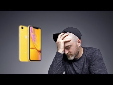 The iPhone XR Depressing Overview