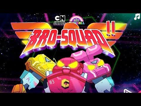 The Amazing World Of Gumball: BRO-SQUAD 2 [Cartoon Network Games]