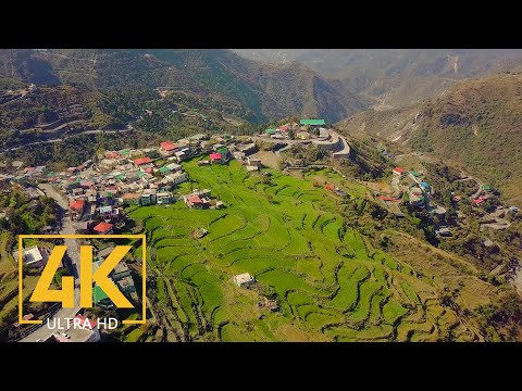 Incredible India from Above - 4K Bird's Eye View of the Spectacular and Diverse Country