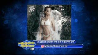 """Robert Sánchez: """"Dice Luz García, que por más que ataquen ella seguirá con Cuerpos Hot"""""""