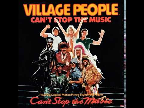Village People Can T Stop The Music 1980 Youtube