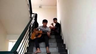 Em luôn ở trong tâm trí anh ( The Men) - guitar - sáo trúc ngẫu hứng