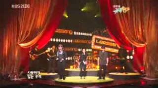 Leessang - Intro & The Girl Who Can't Break Up, The Boy Who Can't Leave (Feat Jungin) M Bank Live