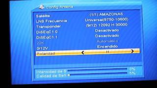Orientar amazonas con s810b