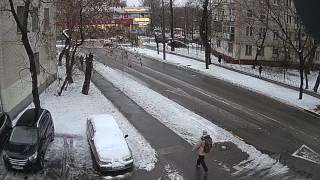 Пример видео с камеры видеонаблюдения Tantos TSi Ebecof 2 8
