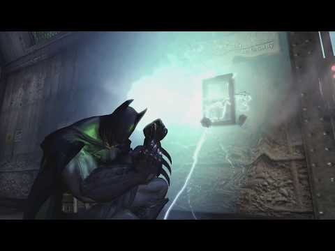 hook up the relatives batman