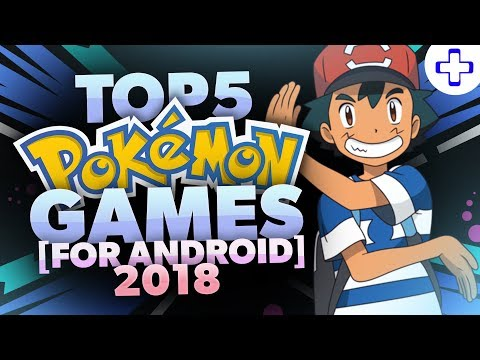 Top Pokemon Games For Android