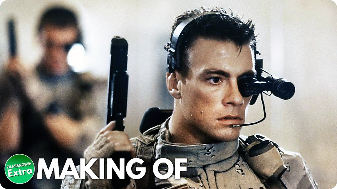 UNIVERSAL SOLDIER (1992) | Behind the scenes of  Jean-Claude Van Damme Action-Sci-Fi Movie #2