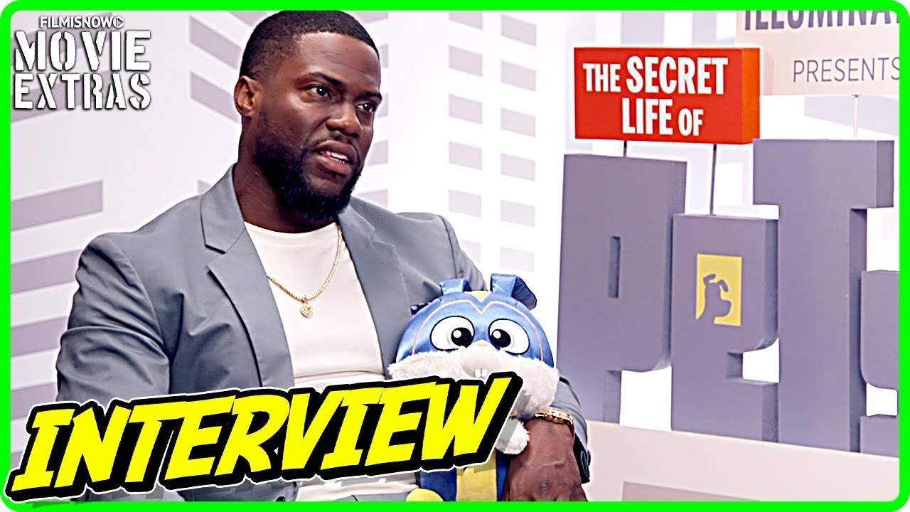 THE SECRET LIFE OF PETS 2 | Kevin Hart talks about the movie - Official Interview