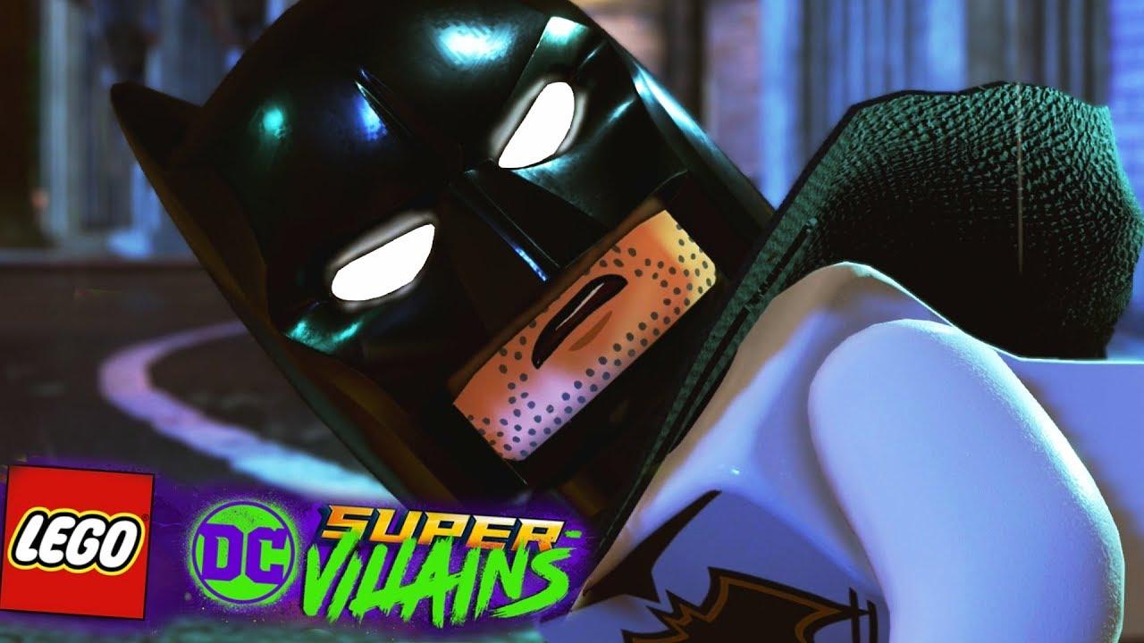 Lego Dc Super Villains Batman Vs Lobo Da Estepe 14 Dublado Em
